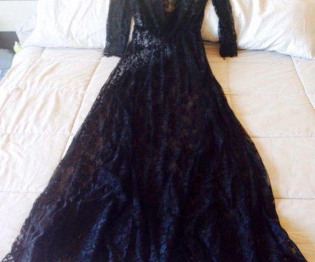 Кружевное платье. Фото 2. Екатеринбург.