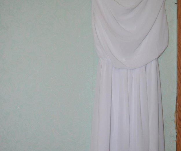 Шифоновое платье. Фото 1. Тольятти.
