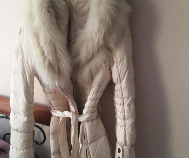 Красивое пальто пуховик! есть скидка!. Фото 4. Коммунарка.
