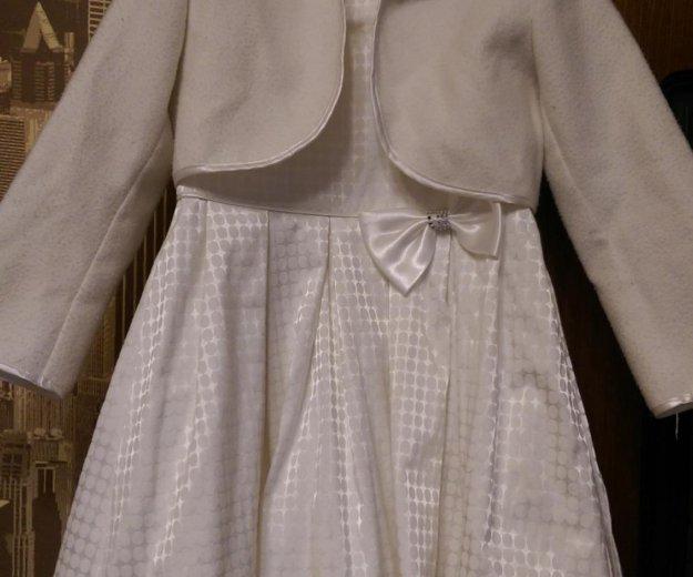Платье для девочки. Фото 1. Красногорск.