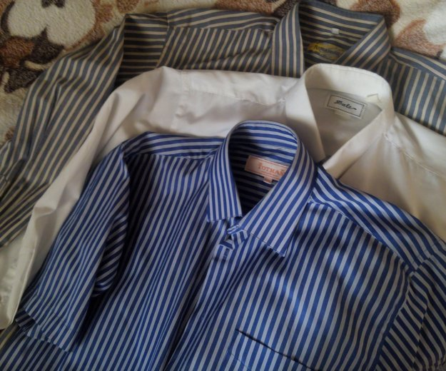 Рубашки мужские. Фото 1. Москва.