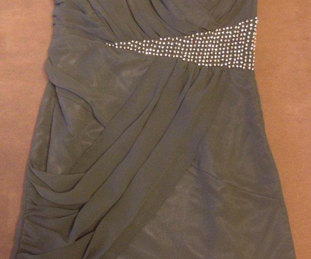 Коктейльное платье vila размер s-m. Фото 1. Железнодорожный.