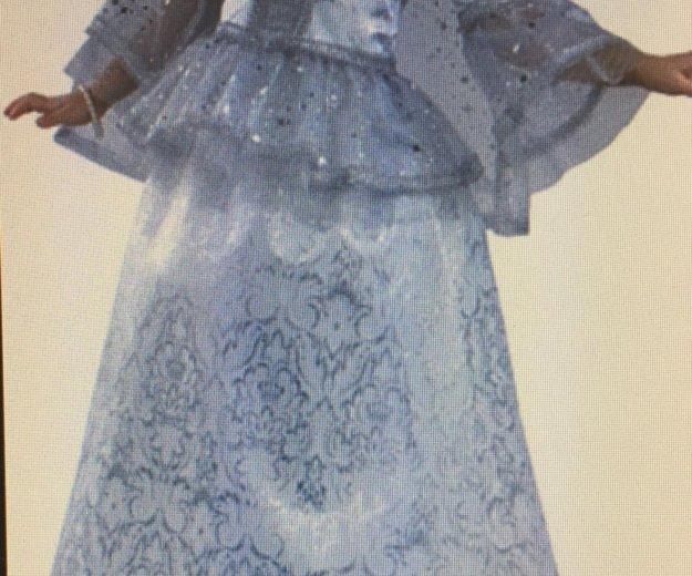 Костюм снежной королевы. Фото 1. Курган.
