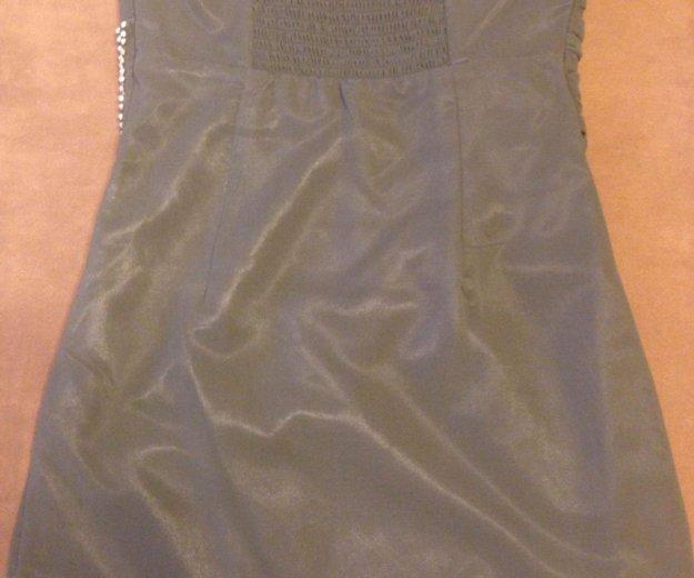 Коктейльное платье vila размер s-m. Фото 2. Железнодорожный.