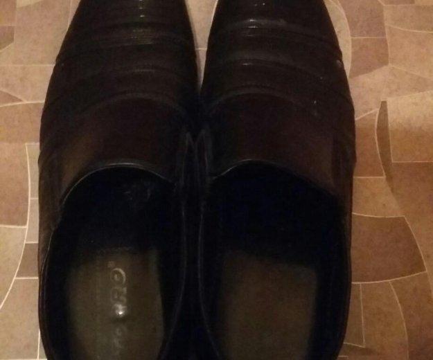 Мужские туфли. Фото 2. Томск.