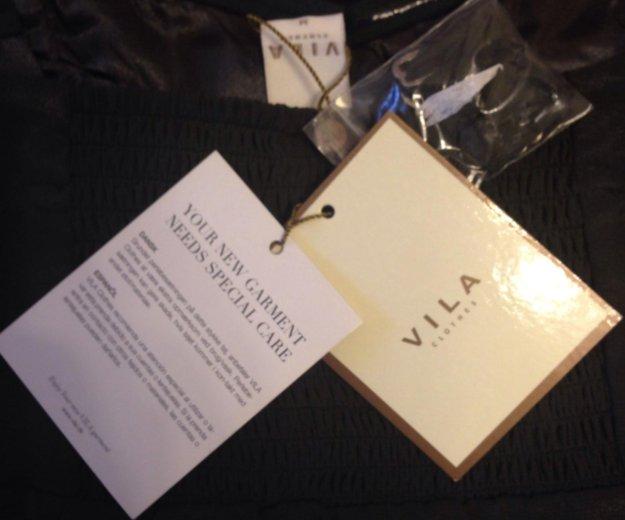 Коктейльное платье vila размер s-m. Фото 3. Железнодорожный.