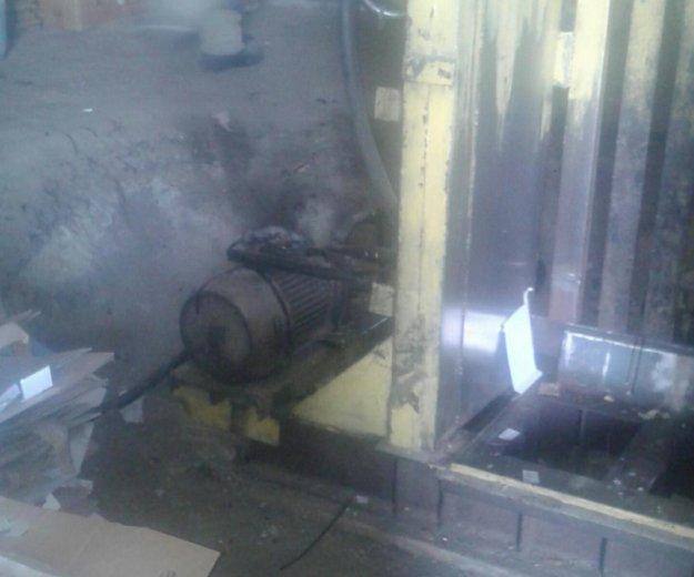 Пресс гидравлический 20 тон для макулатуры и вторс. Фото 2. Баймак.