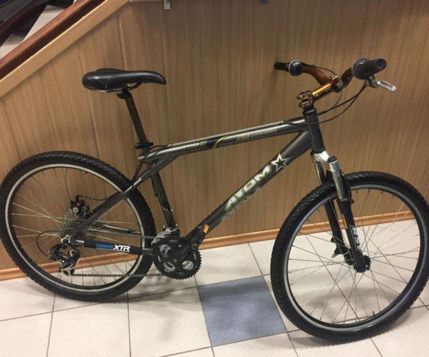 Велосипед атом. Фото 1. Тольятти.