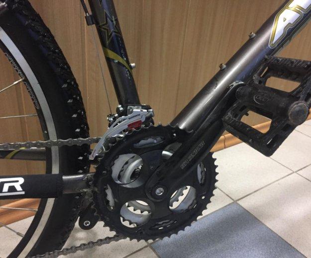 Велосипед атом. Фото 3. Тольятти.