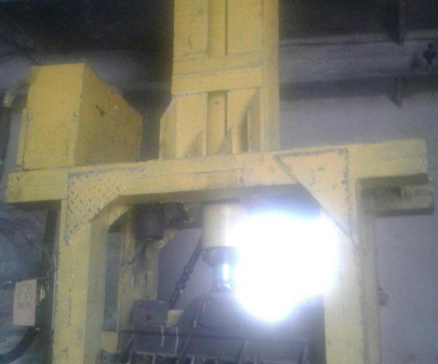 Пресс гидравлический 20 тон для макулатуры и вторс. Фото 3. Баймак.