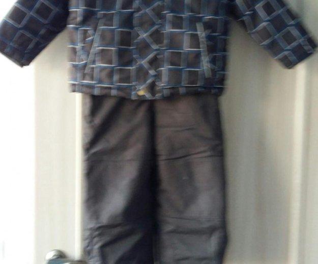 Зимний костюм для мальчика. Фото 2. Поварово.