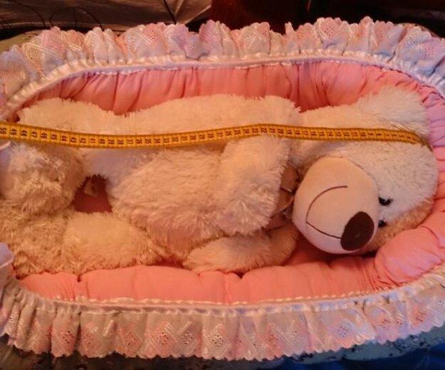 Гнездо для новорожденного babynest. Фото 1. Химки.