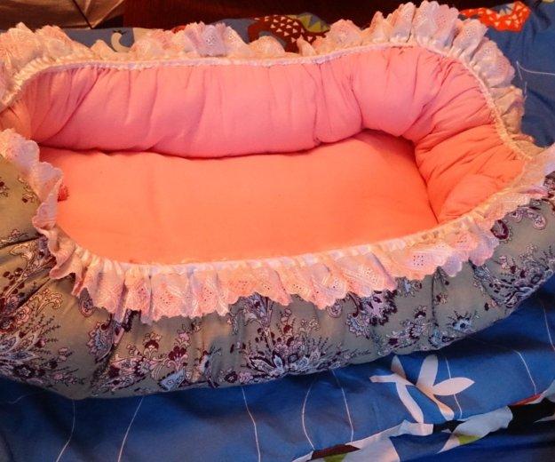 Гнездо для новорожденного babynest. Фото 2. Химки.