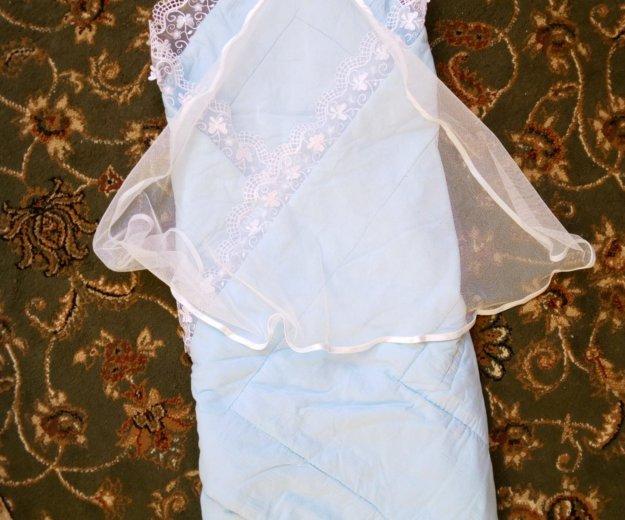 Одеяло. Фото 1. Тверь.