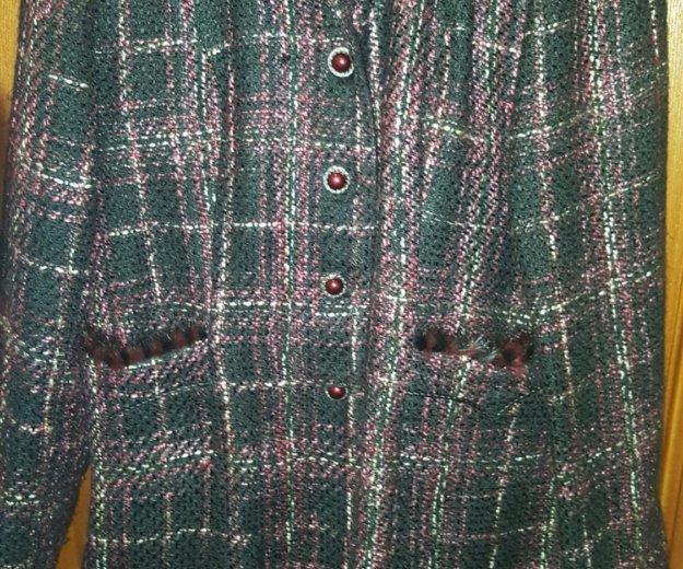 Костюм  пиджак - юбка. Фото 1. Москва.