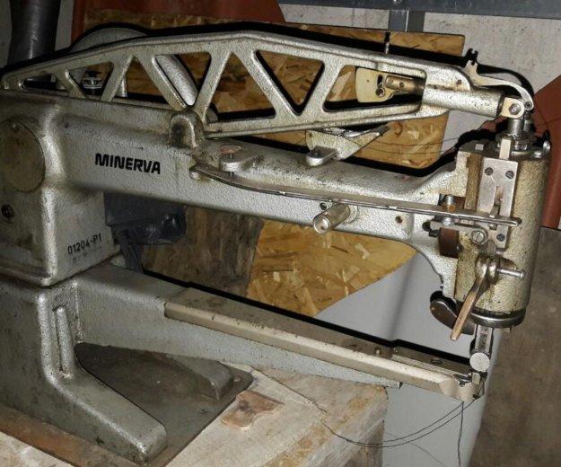 Рукавная швейная машина. Фото 3.