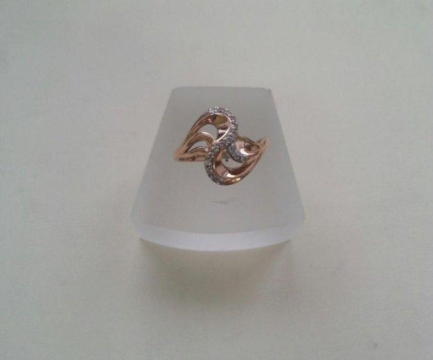 Кольцо золото 585°. Фото 2. Новосибирск.