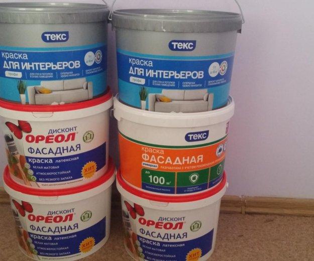 Краска водоэмульсионная. Фото 1. Иркутск.