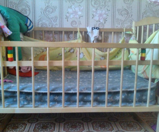 Кроватка. Фото 1. Воздвиженка.