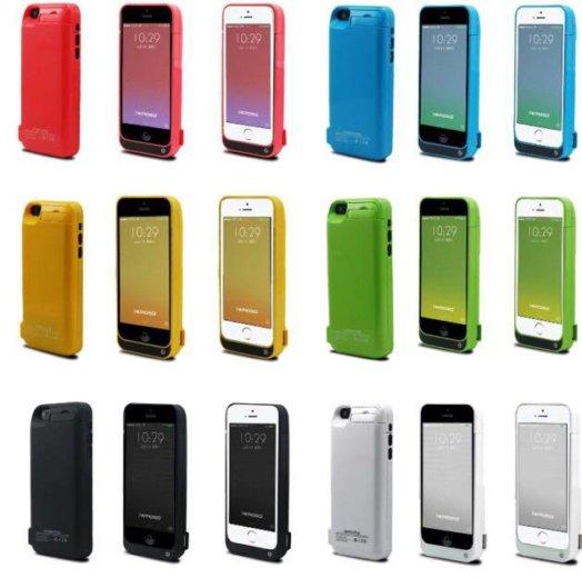 Чехол батарея iphone 5/5s. Фото 1.