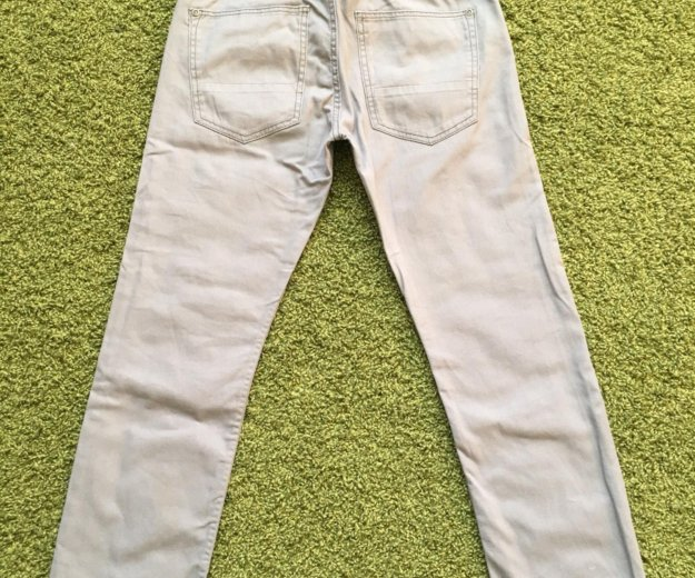 Брюки на мальчика, джинсового кроя, фирмы h&m. Фото 2. Самара.