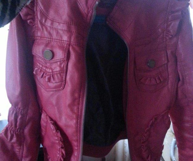 Куртка для девочки. Фото 3. Краснодар.