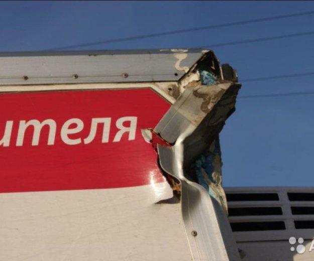 Ремонт фургонов,дверей полов порталов. Фото 1. Санкт-Петербург.
