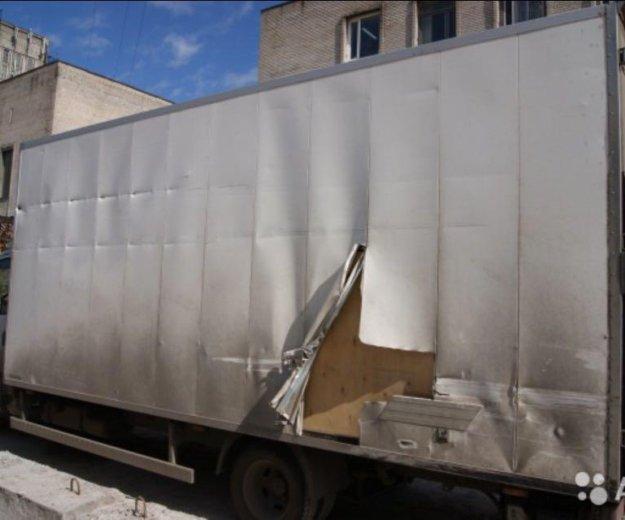 Ремонт фургонов,дверей полов порталов. Фото 4. Санкт-Петербург.