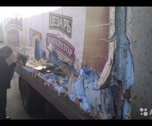 Ремонт фургонов,дверей полов порталов. Фото 3. Санкт-Петербург.