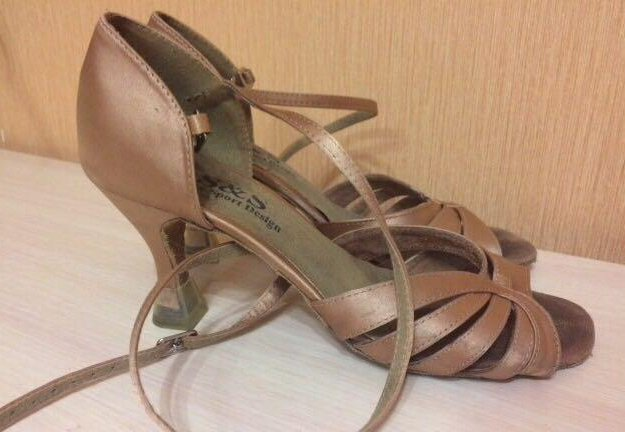 Бальные туфли. Фото 3. Жуковский.