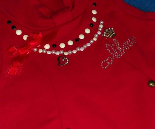 Платье-туника 80-86-92. Фото 1. Оренбург.
