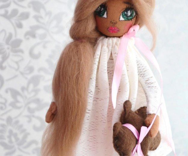 Интерьерная кукла. Фото 1. Кемерово.