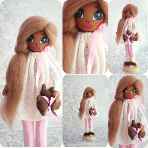 Интерьерная кукла. Фото 2. Кемерово.