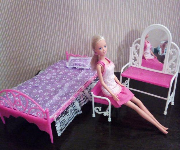 Набор мебели, без куклы. Фото 1. Таганрог.
