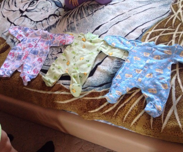 Боди на фризе для новорожденных. Фото 1. Белгород.