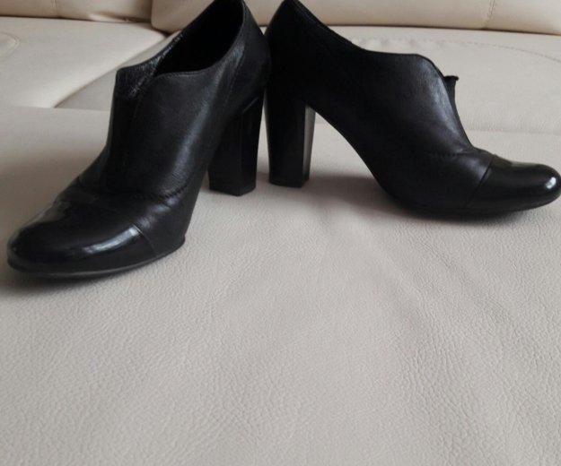 Туфли нат.кожа 36-37. Фото 2. Ижевск.