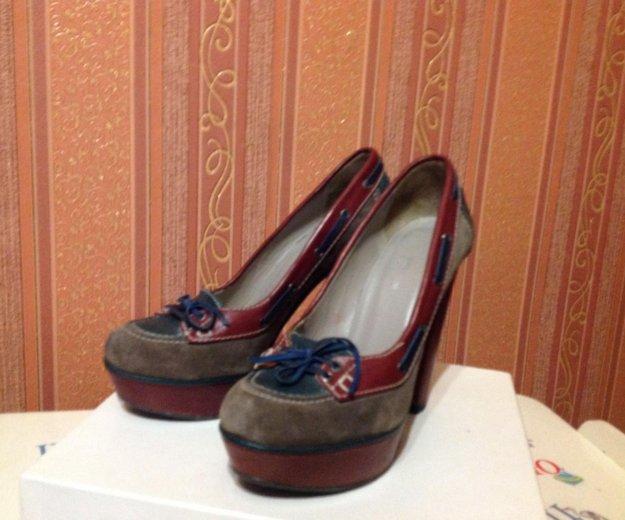 Туфли dario bruni- размер 38. Фото 2.