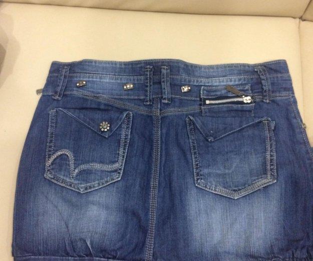 Продаю две джинсовые юбки. Фото 4. Выселки.