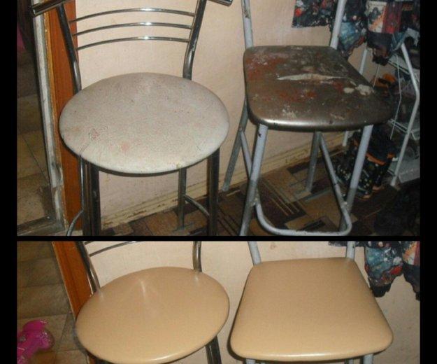 Барные стулья. Фото 1. Москва.