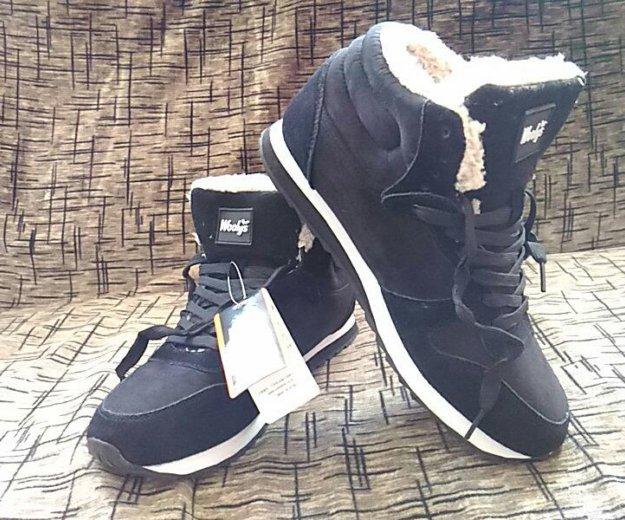 Обувь зимняя. Фото 1. Глубокий.