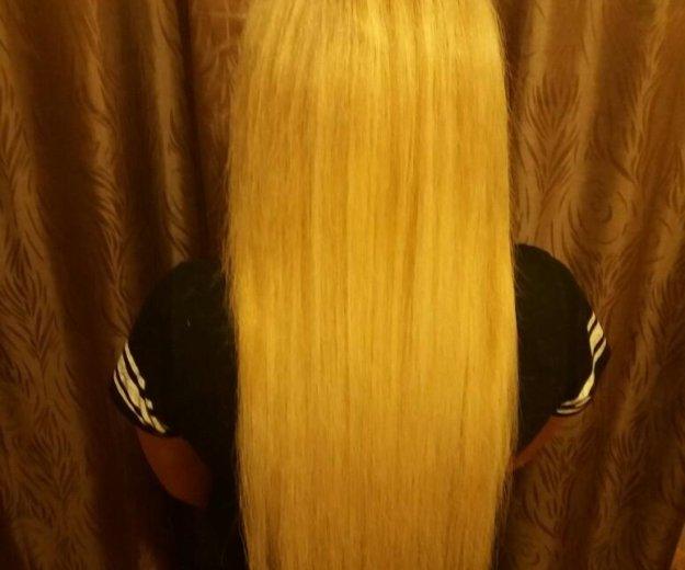 Наращивание волос. Фото 4. Нижний Новгород.