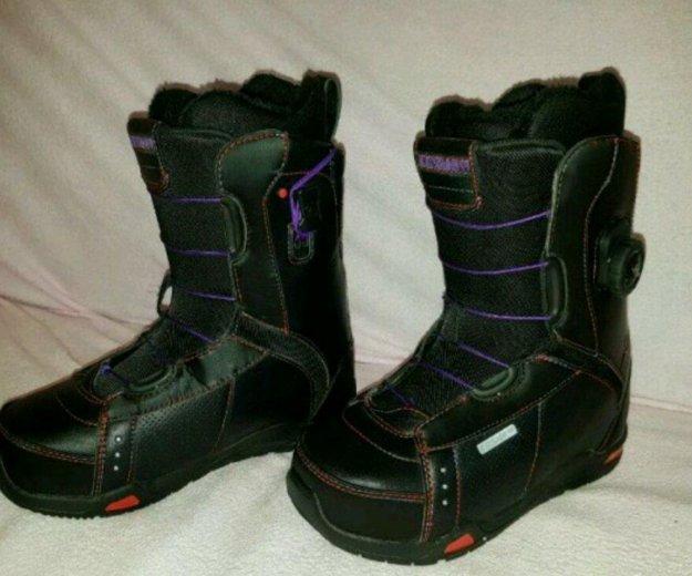 Ботинки для сноуборда. Фото 1. Балашиха.