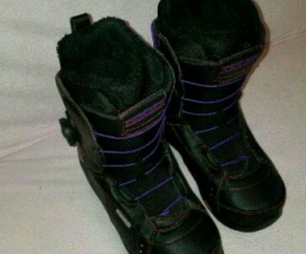 Ботинки для сноуборда. Фото 2. Балашиха.