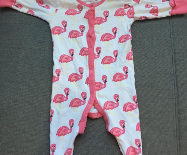 Комбинезон next фламинго. Фото 1. Щёлково.