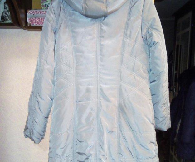 Очень теплая удлиненная куртка. Фото 2. Таганрог.