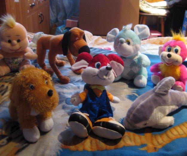 Мягкие игрушки. Фото 2. Владимир.