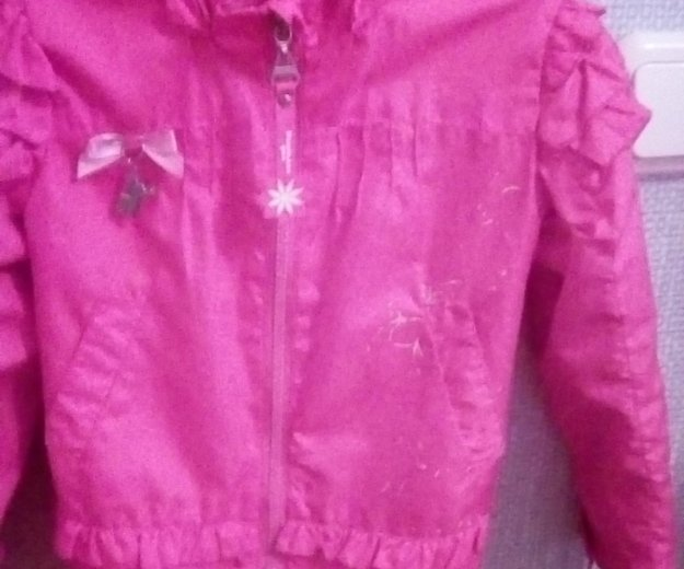Курточка летняя. Фото 1. Набережные Челны.