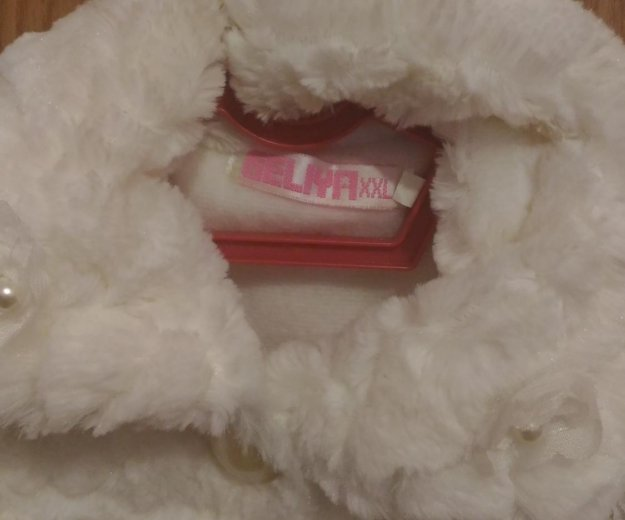 Шубка для девочки. Фото 2. Краснодар.