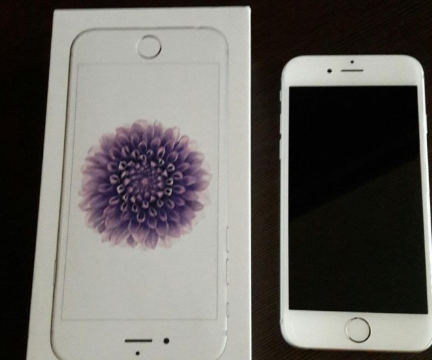 Iphone 6 64 гб silver. Фото 2. Назарово.