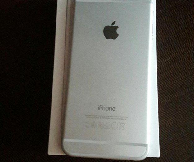 Iphone 6 64 гб silver. Фото 3. Назарово.